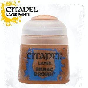 Citadel Citadel Paint - Layer: Skrag Brown