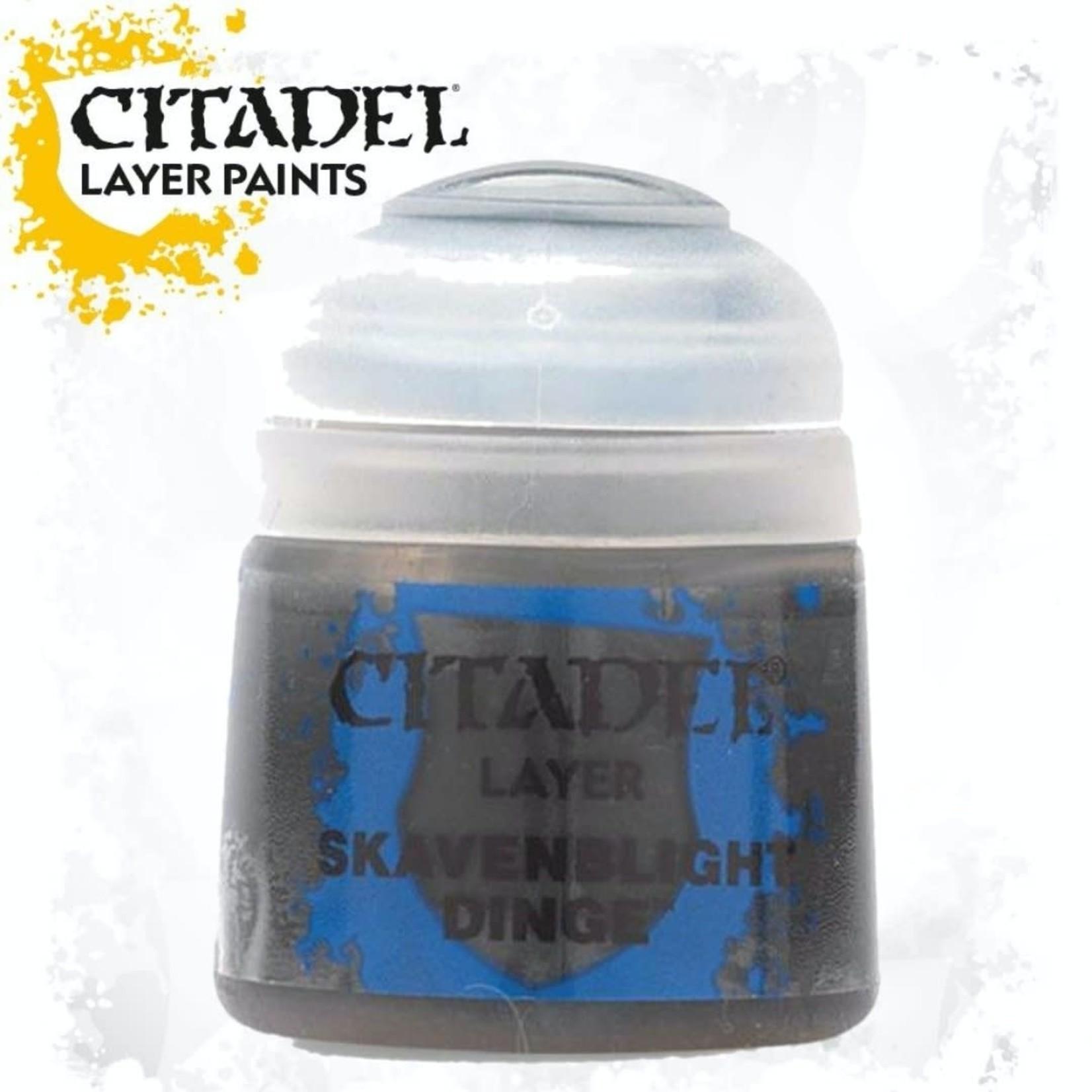 Citadel Citadel Paint - Layer: Skavenblight Dinge