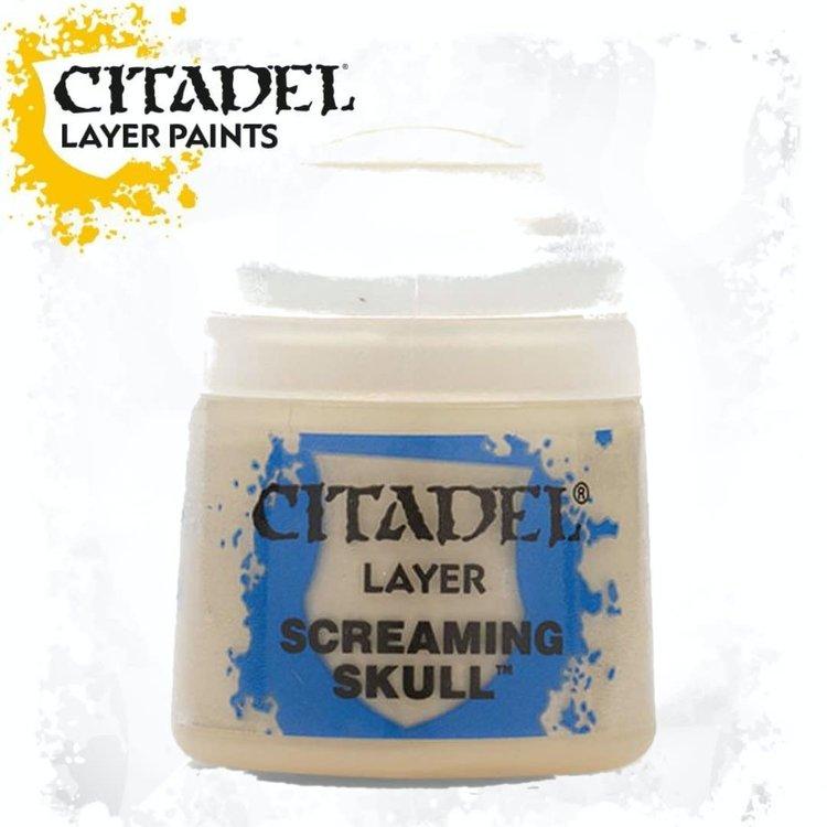 Citadel Citadel Paint - Layer: Screaming Skull