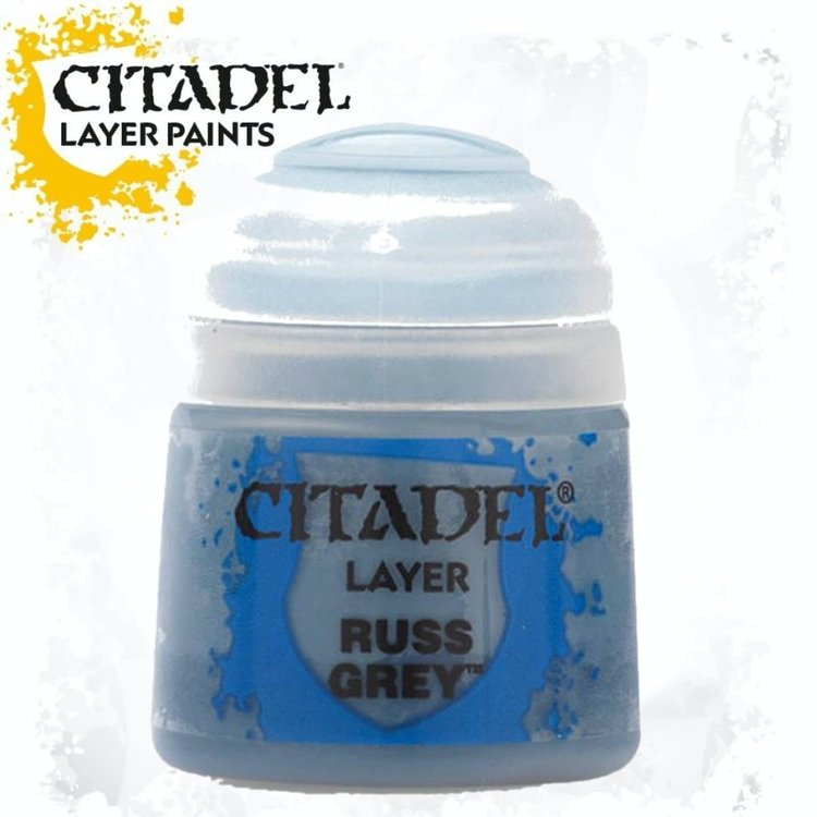Citadel Citadel Paint - Layer: Russ Grey