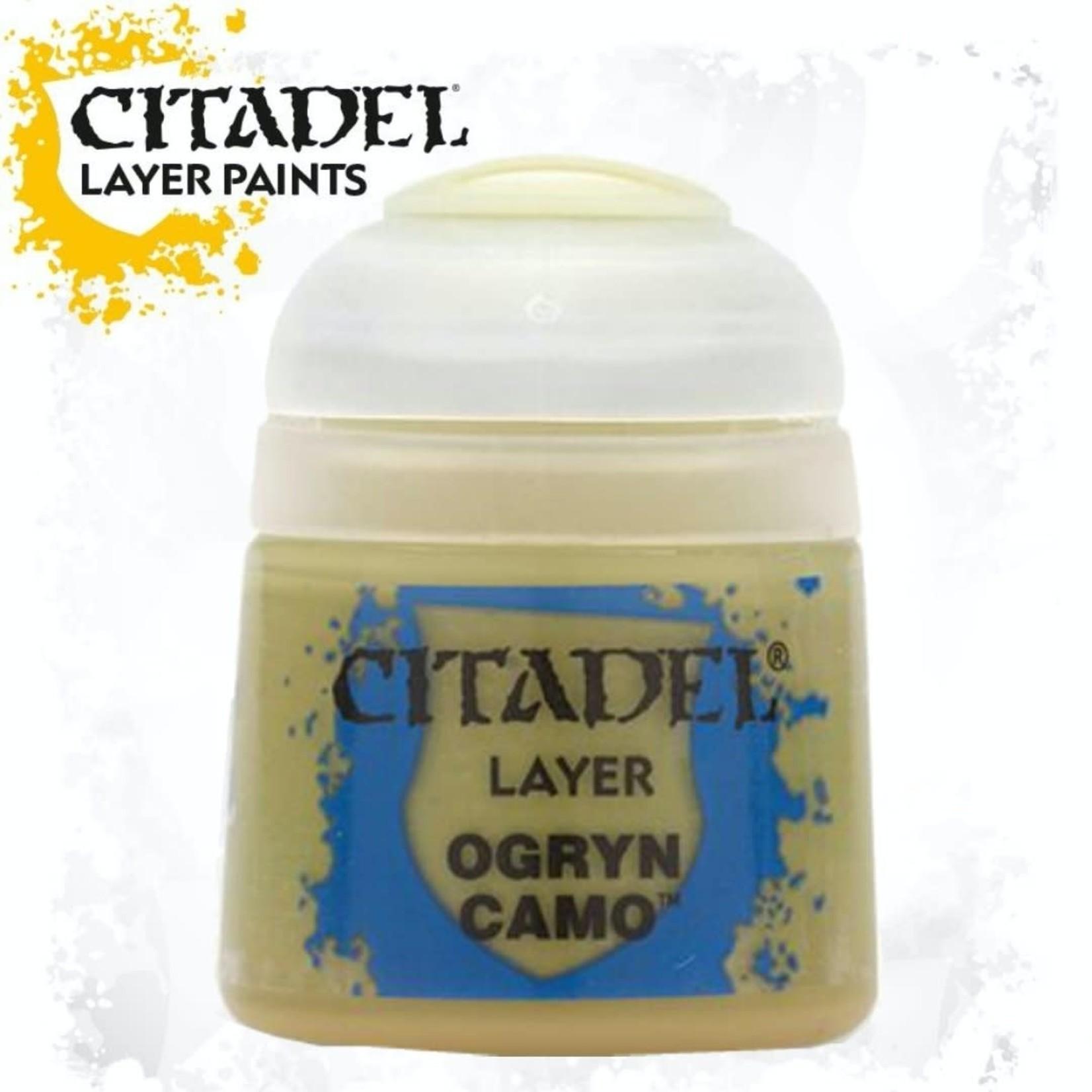 Citadel Citadel Paint - Layer: Ogryn Camo