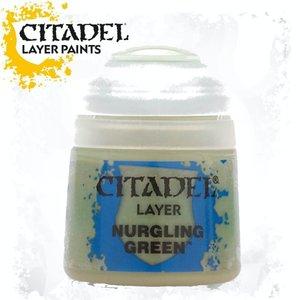 Citadel Citadel Paint - Layer: Nurgling Green