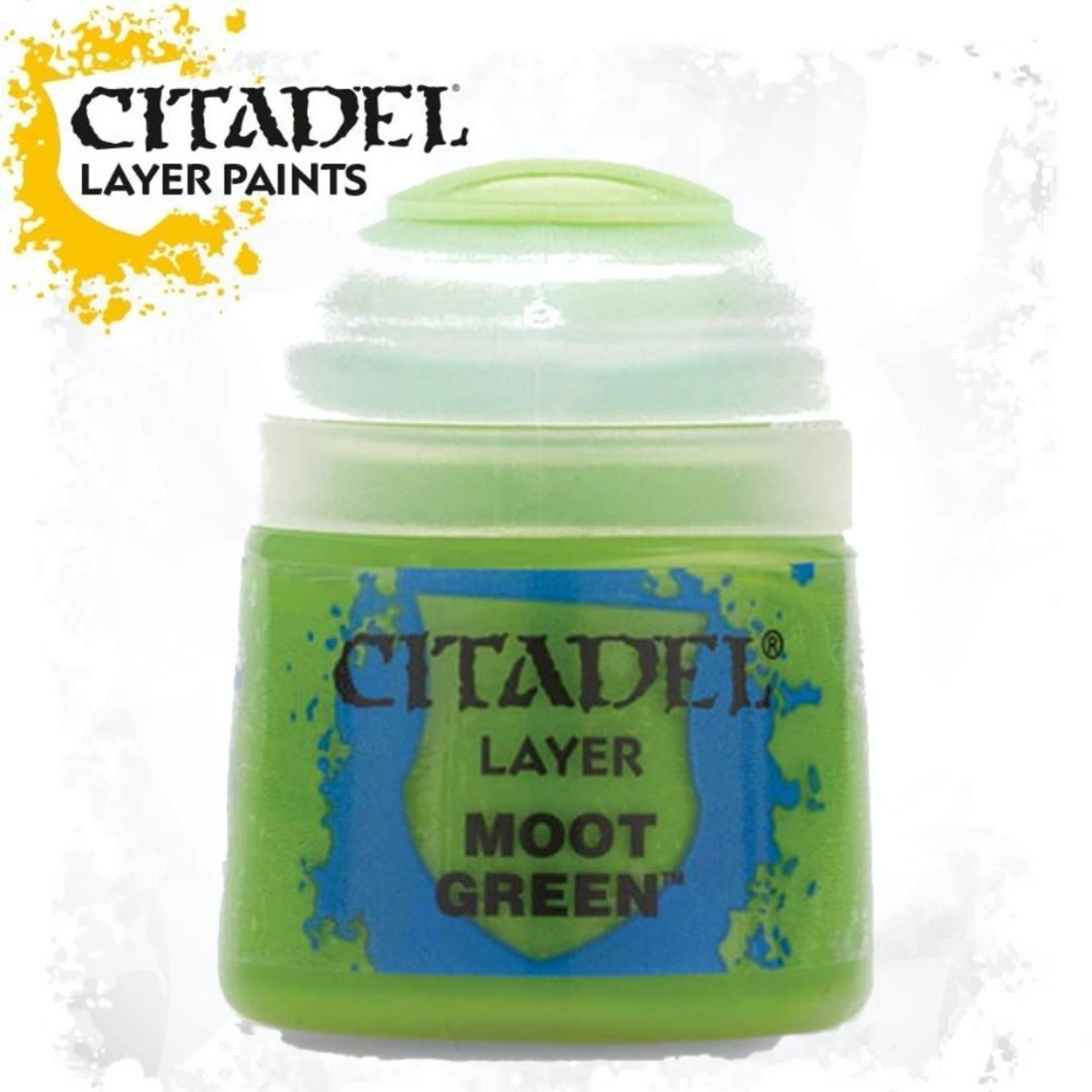 Citadel Citadel Paint - Layer: Moot Green