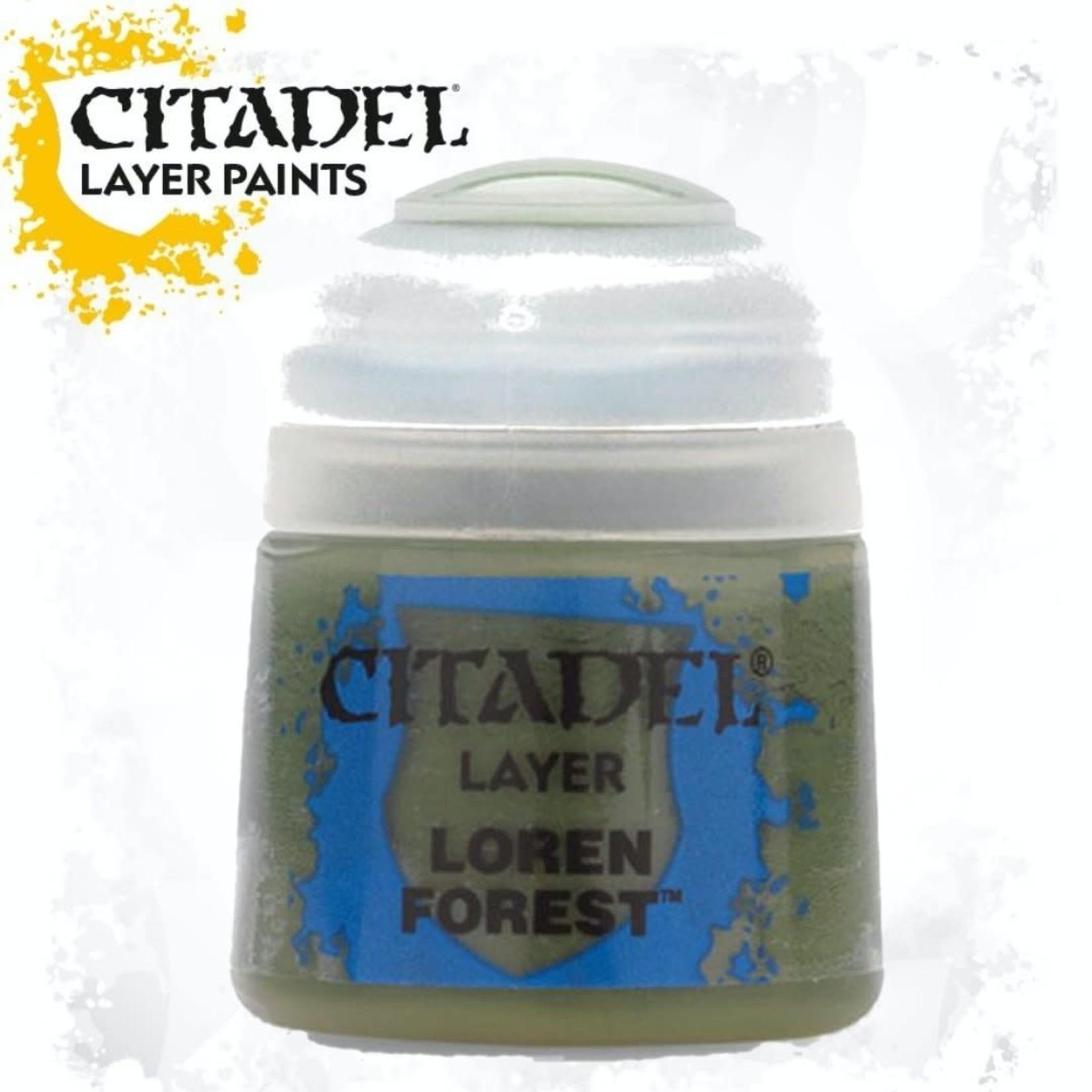 Citadel Citadel Paint - Layer: Loren Forest