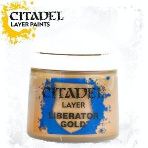 Citadel Citadel Paint - Layer: Liberator Gold
