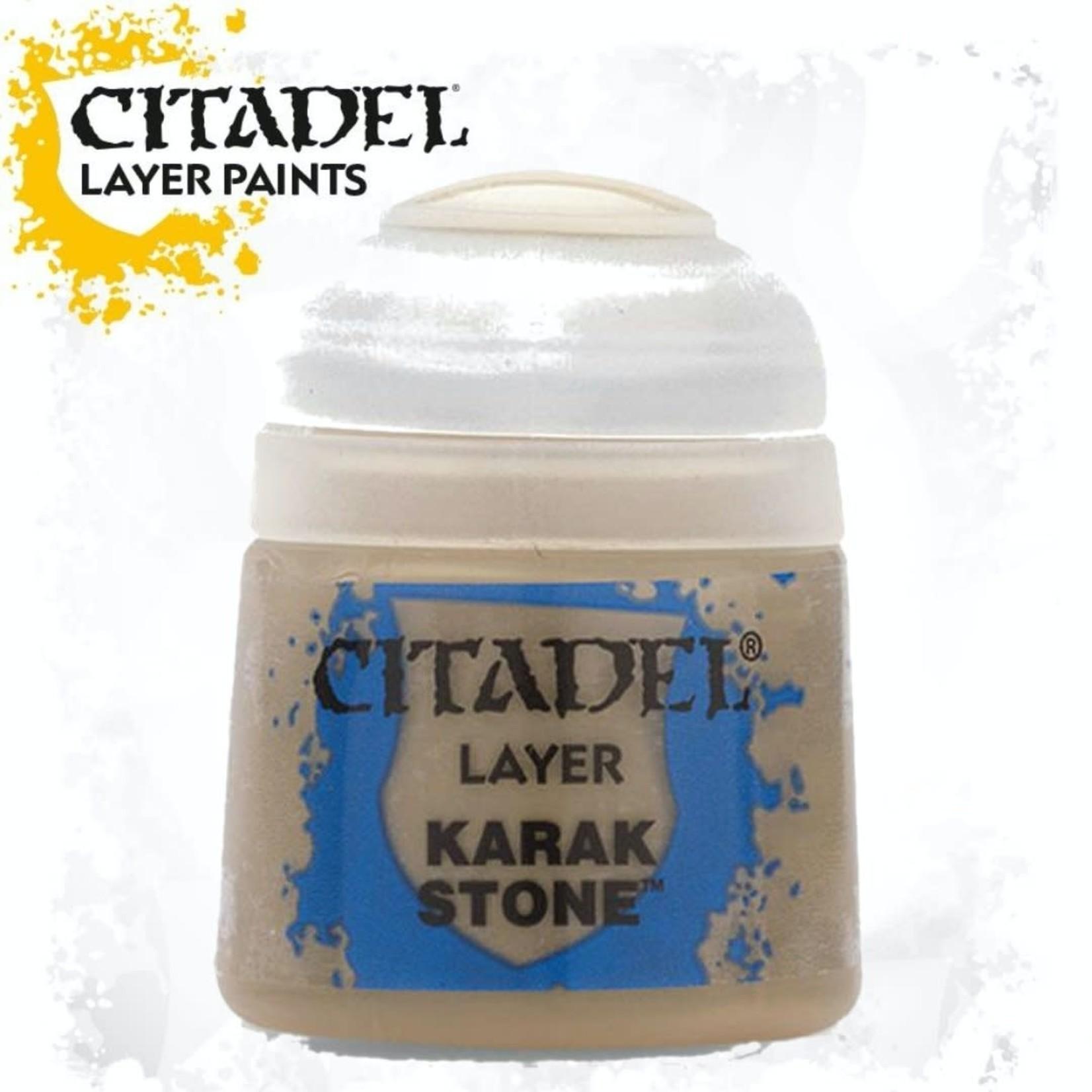 Citadel Citadel Paint - Layer: Karak Stone