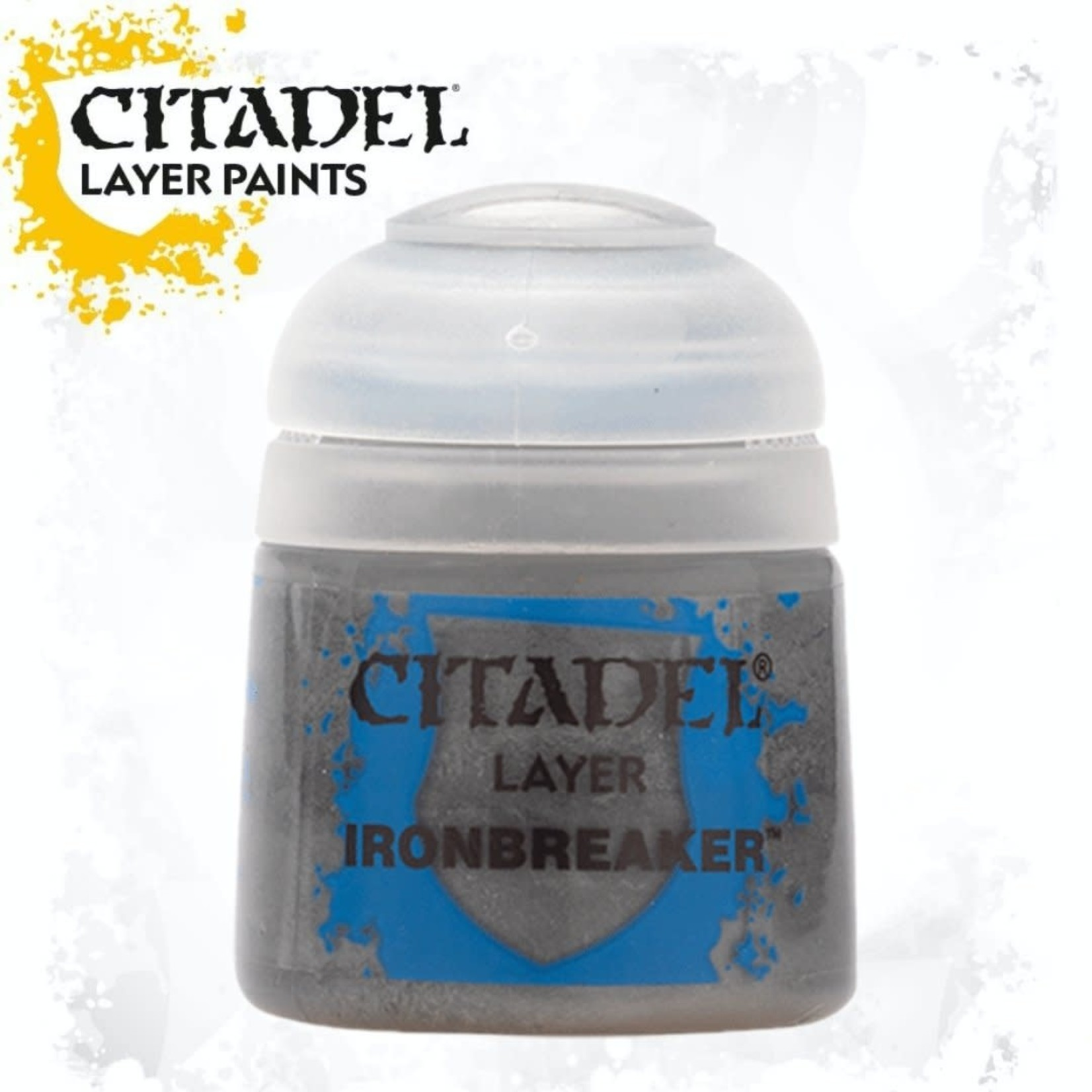 Citadel Citadel Paint - Layer: Ironbreaker