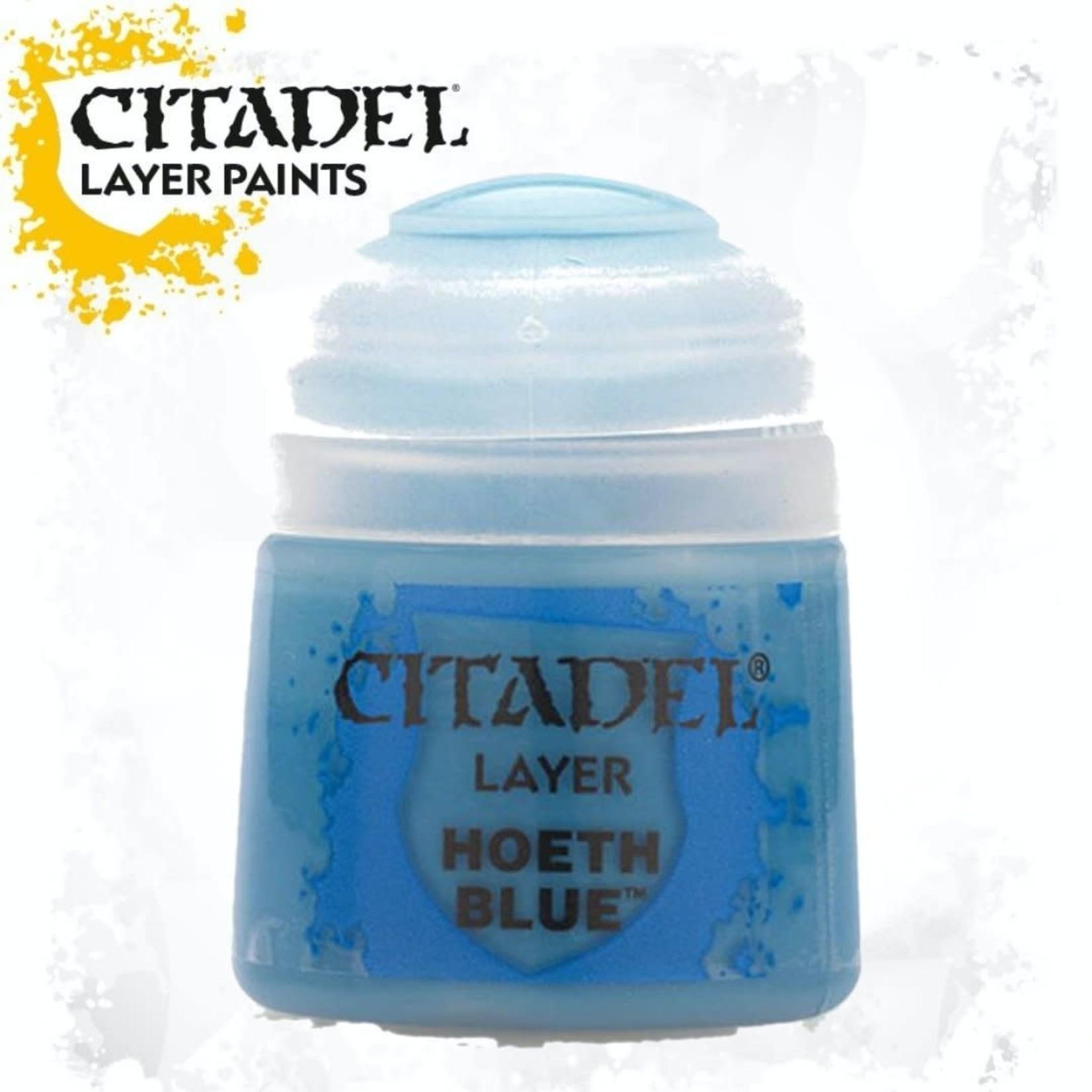 Citadel Citadel Paint - Layer: Hoeth Blue