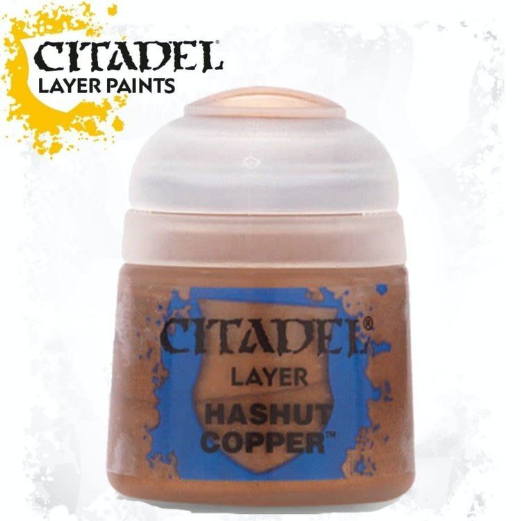Citadel Citadel Paint - Layer: Hashut Copper