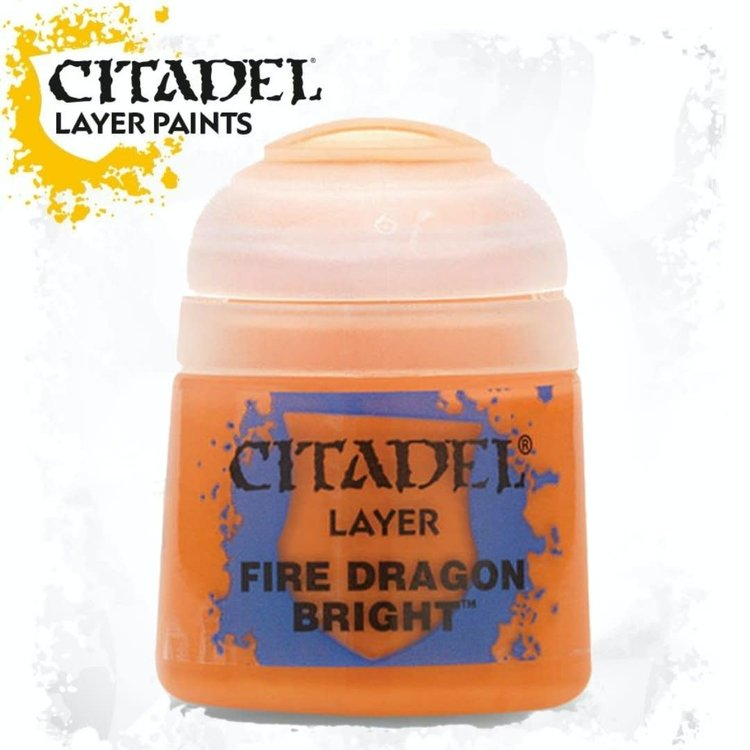 Citadel Citadel Paint - Layer: Fire Dragon Bright