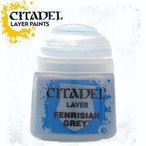 Citadel Citadel Paint - Layer: Fenrisian Grey