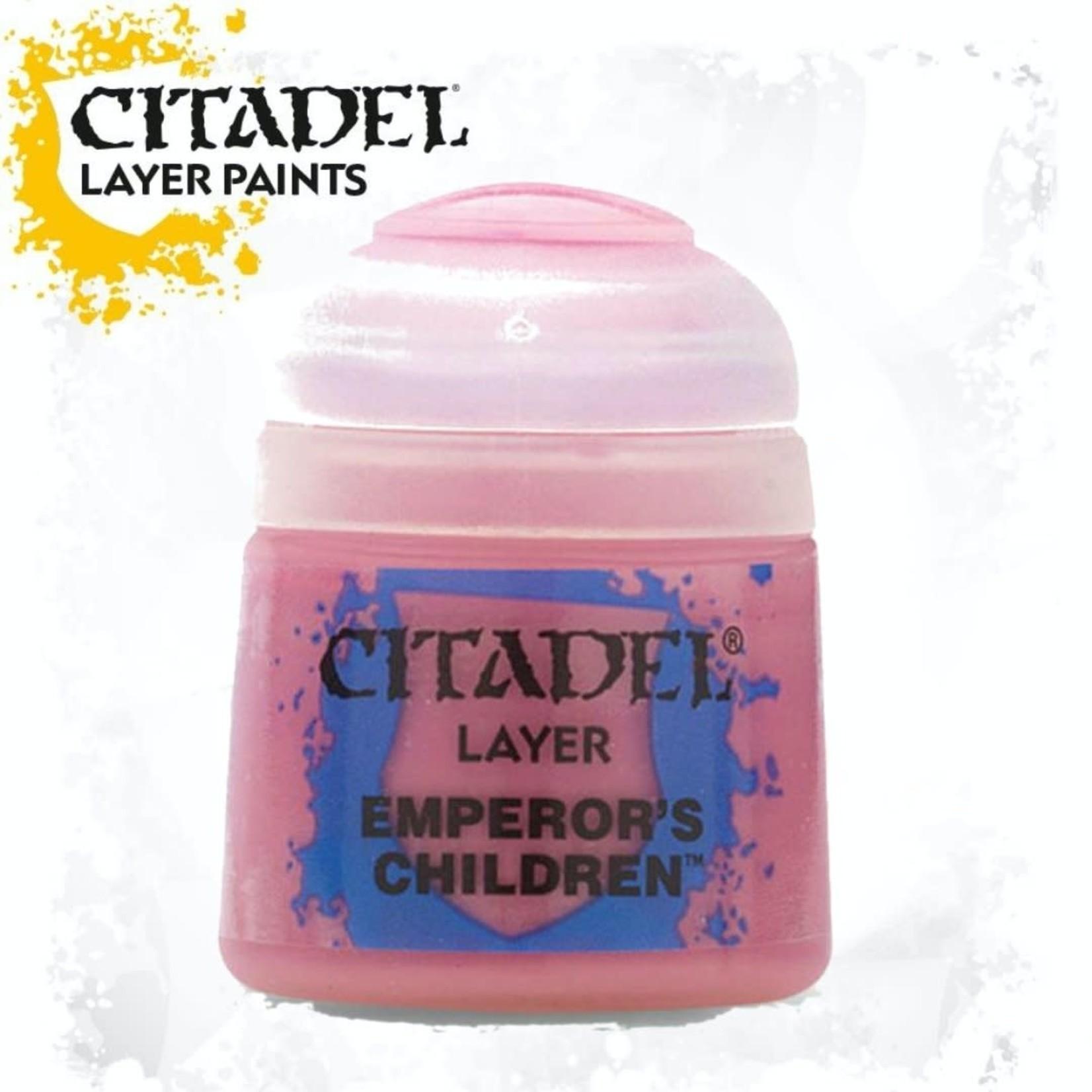 Citadel Citadel Paint - Layer: Emperor's Children