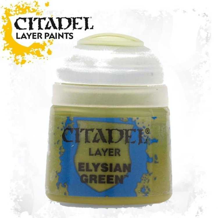 Citadel Citadel Paint - Layer: Elysian Green