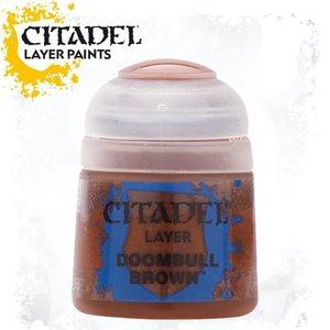 Citadel Citadel Paint - Layer: Doombull Brown