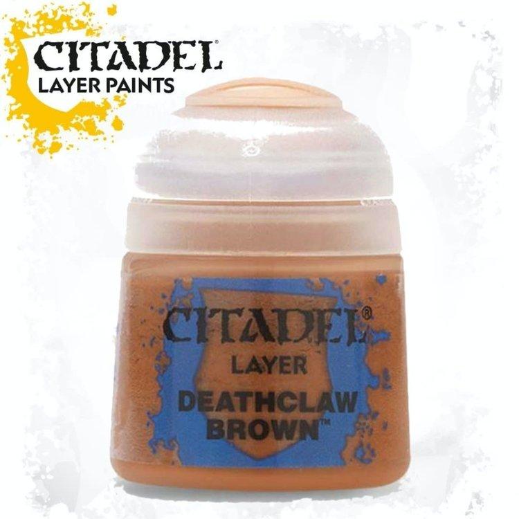Citadel Citadel Paint - Layer: Deathclaw Brown