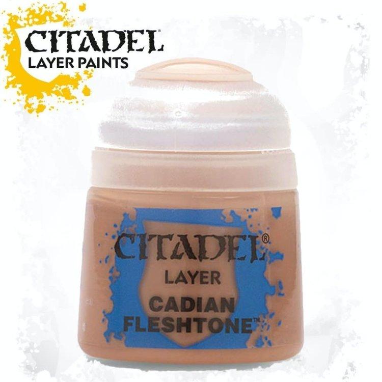 Citadel Citadel Paint - Layer: Cadian Fleshtone