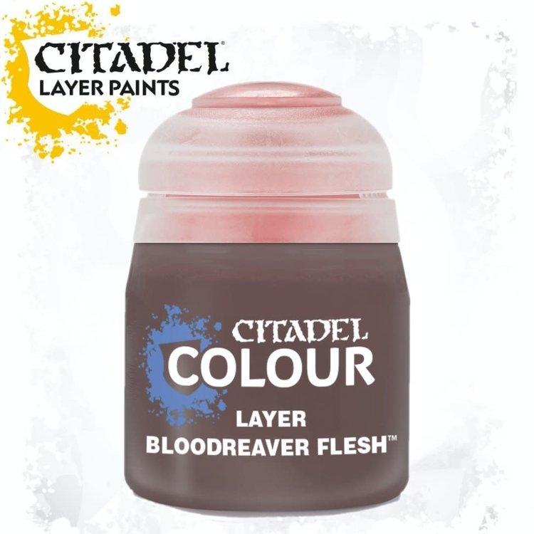 Citadel Citadel Paint - Layer: Bloodreaver Flesh