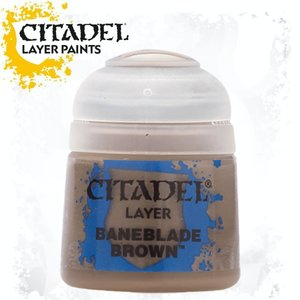 Citadel Citadel Paint - Layer: Baneblade Brown