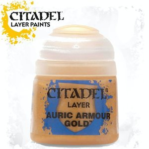 Citadel Citadel Paint - Layer: Auric Armour Gold