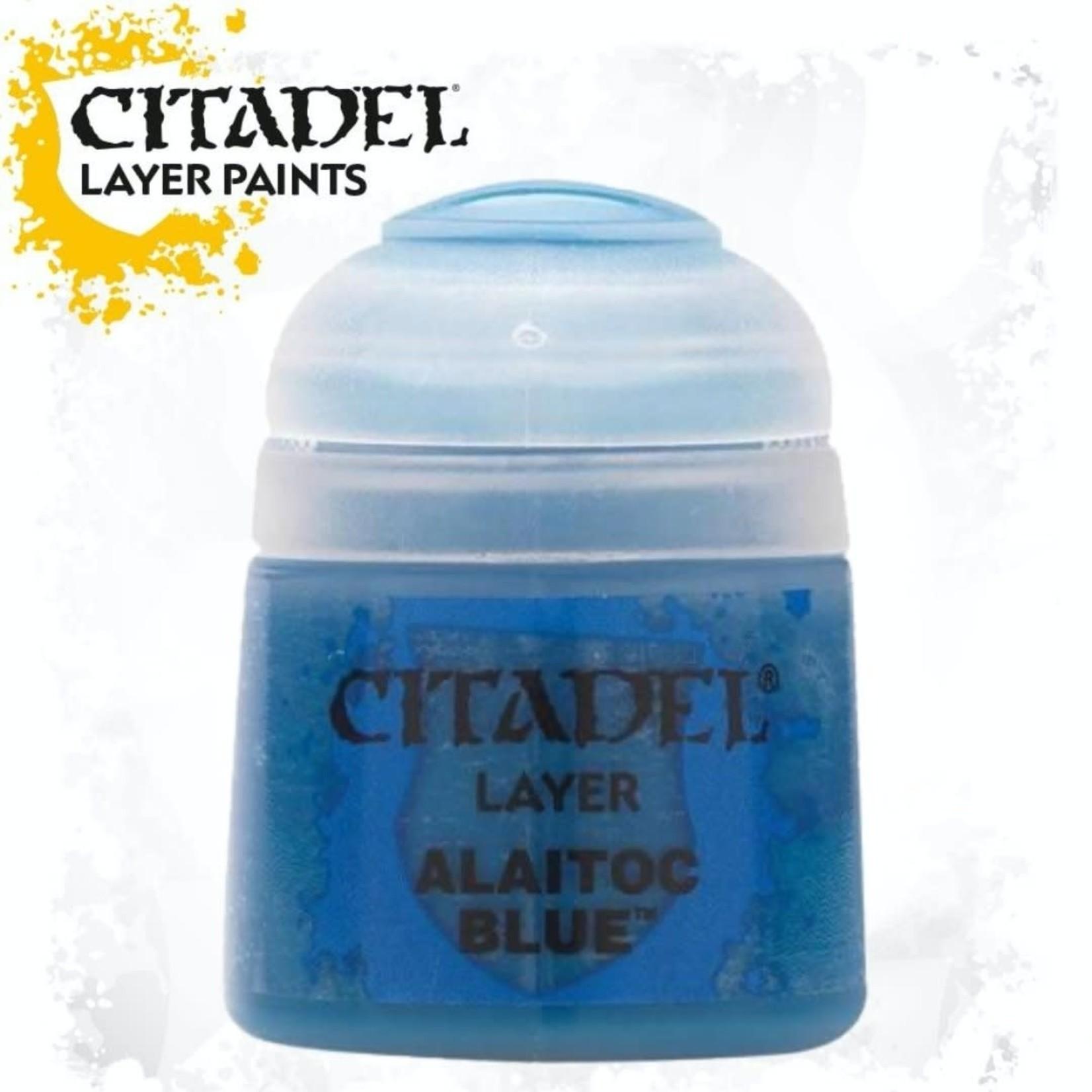 Citadel Citadel Paint - Layer: Alaitoc Blue
