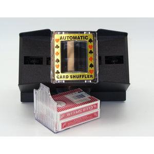 WorldWise Imports Automatic 2-deck Card Shuffler