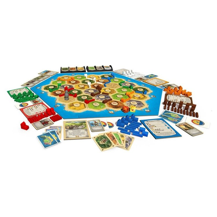 Catan Studios Catan: 25th Anniversary Edition
