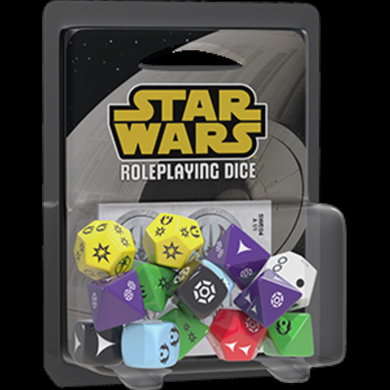 Fantasy Flight Games Star Wars RPG: Dice