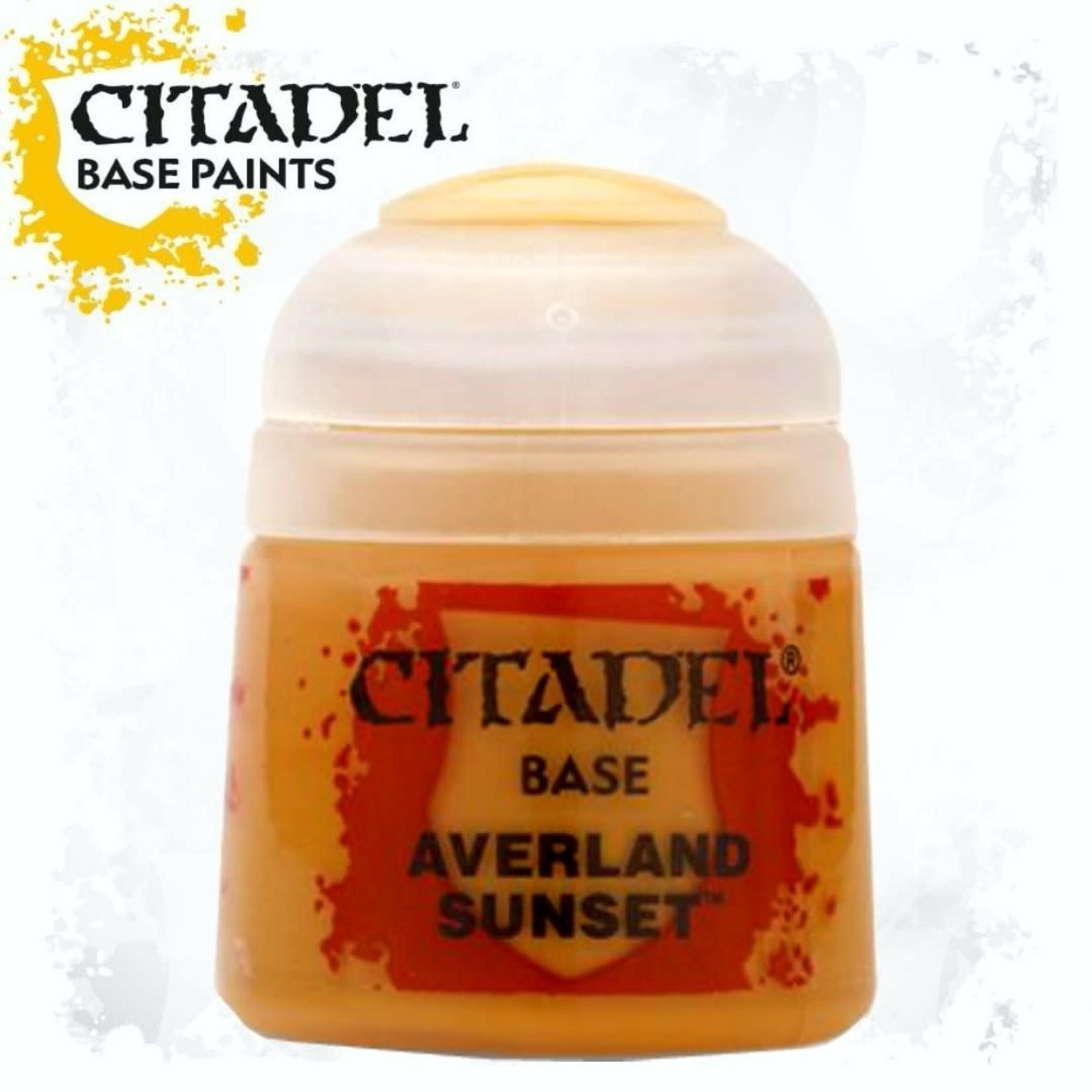 Citadel Citadel Paint - Base: Averland Sunset