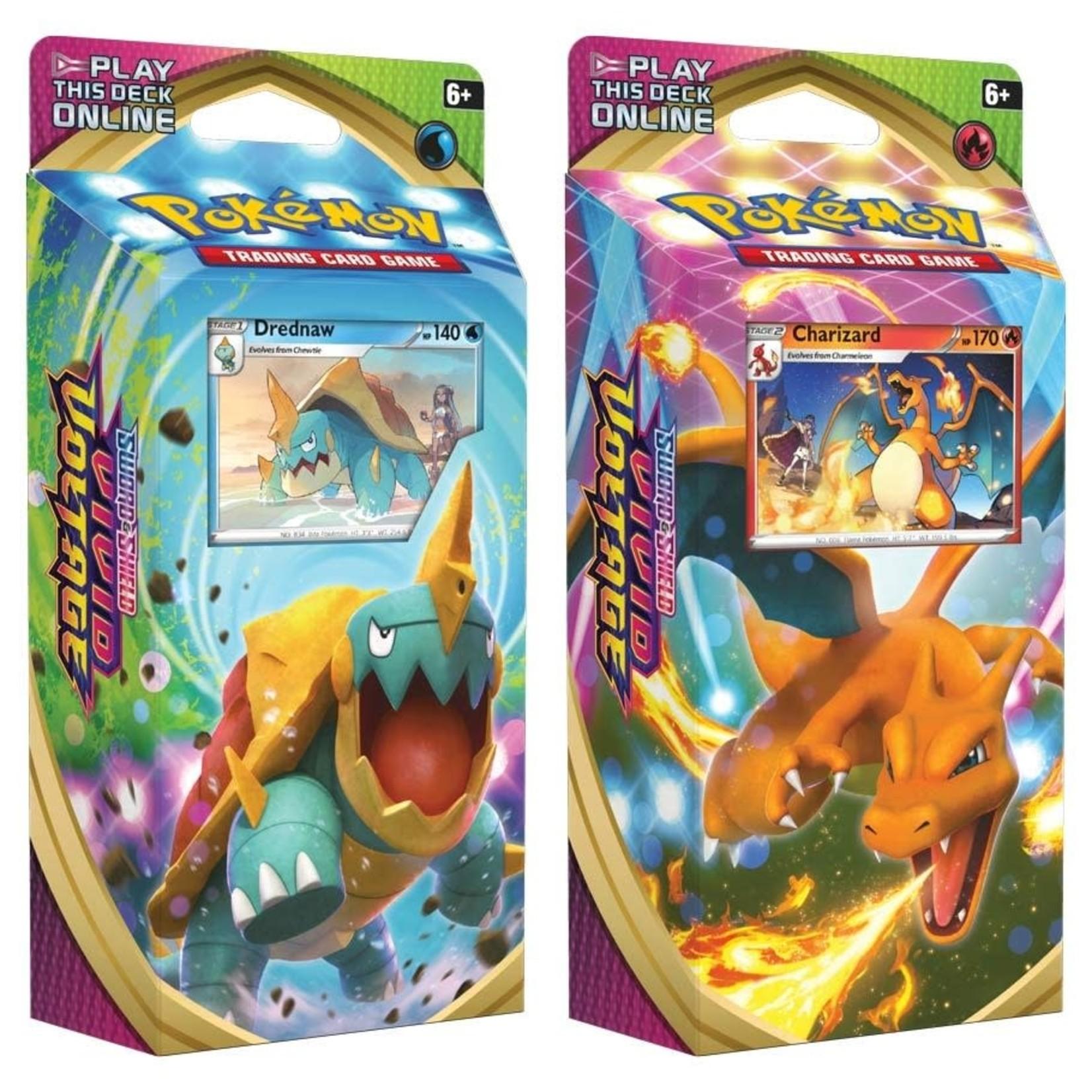 Pokemon International Pokemon Trading Card Game: Vivid Voltage Theme Deck