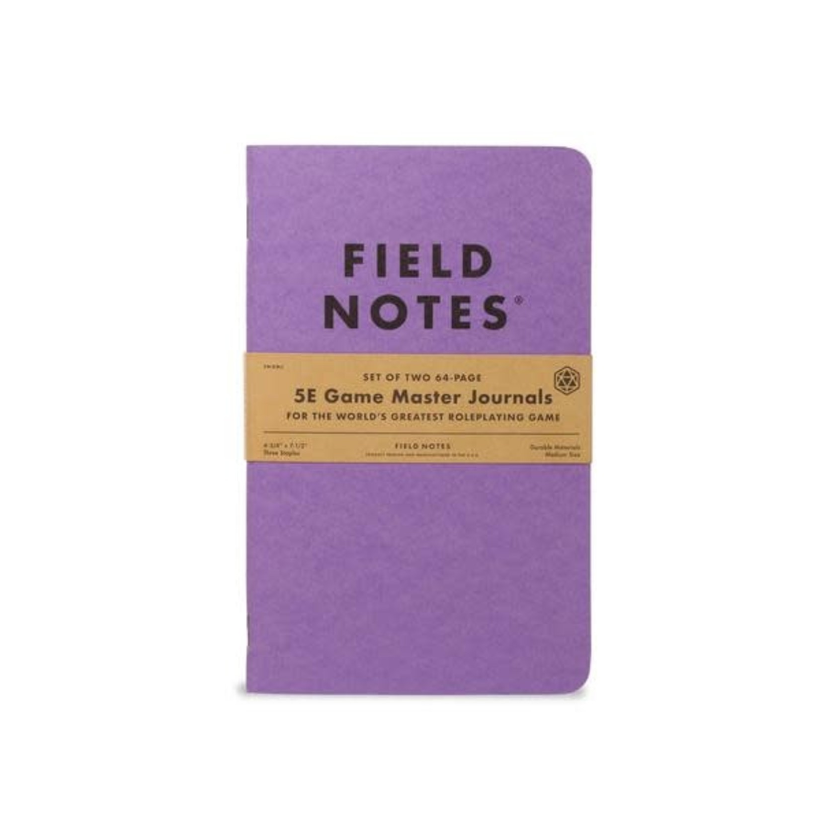 Field Notes Field Notes: 5th Edition Game Master Journals