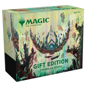 Wizards of the Coast Magic the Gathering: Zendikar Rising - Gift Edition Bundle