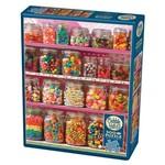 Cobble Hill Cobble Hill Puzzle: Candy Shelf  - 500 Pc