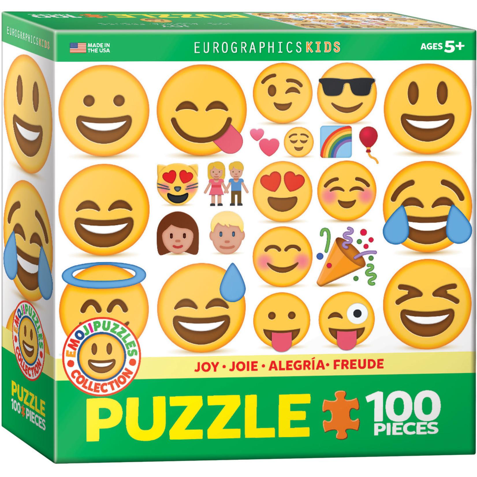Eurographics Eurographics Puzzle: Joy - 100pc