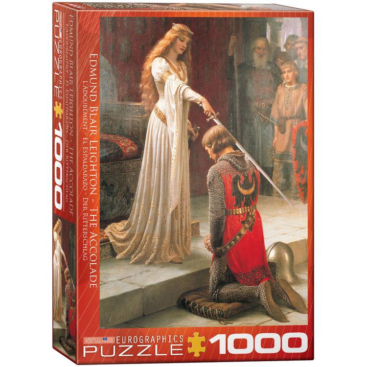 Eurographics Eurographics Puzzle: The Accolade - 1000pc