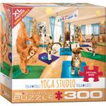 Eurographics Eurographics Puzzle: Yoga Studio - 300pc