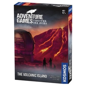 Thames Kosmos Adventure Games: The Volcanic Island