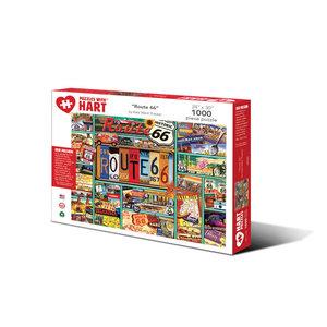 Hart Puzzles Hart Puzzles: Route 66 1000pc
