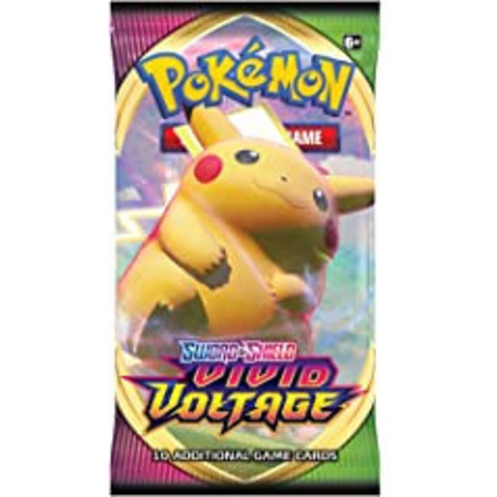 Pokemon International Pokemon Trading Card Game: Vivid Voltage Booster Pack