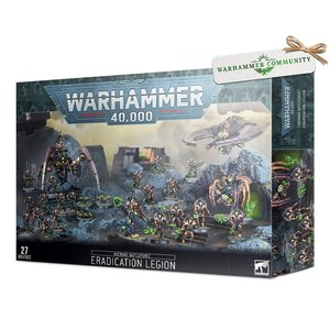 Games Workshop Warhammer 40k: Necrons Battleforce - Eradication Legion