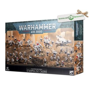 Games Workshop Warhammer 40k: T'au Empire Battleforce – Starpulse Cadre