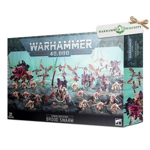 Games Workshop Warhammer 40k: Tyranids Battleforce – Brood Swarm