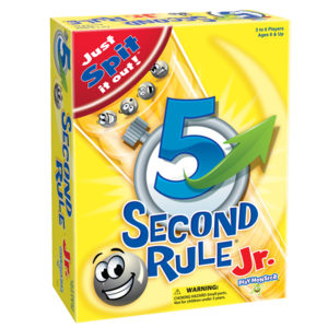 Playmonster 5 Second Rule Jr