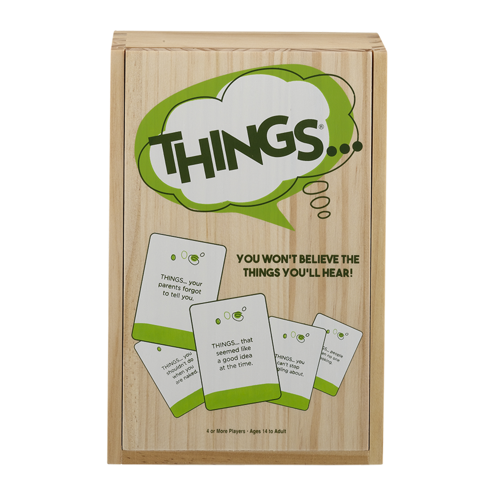 Playmonster Things (Wood Box)