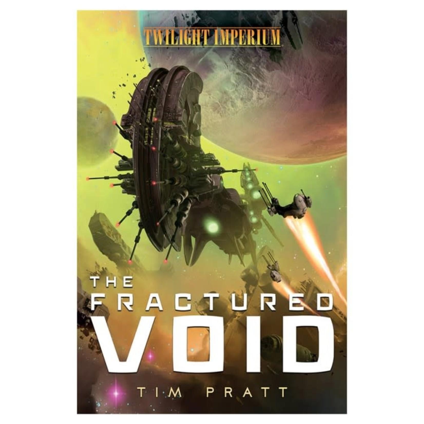 Fantasy Flight Games Twilight Imperium: The Fractured Void (Novel)