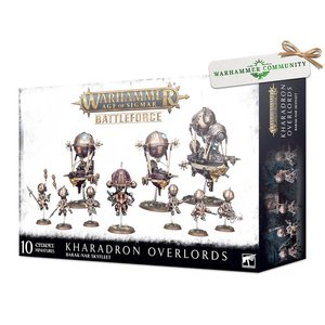 Games Workshop Warhammer Age of Sigmar: Kharadron Overlords Battleforce - Barak-Nar Skyfleet