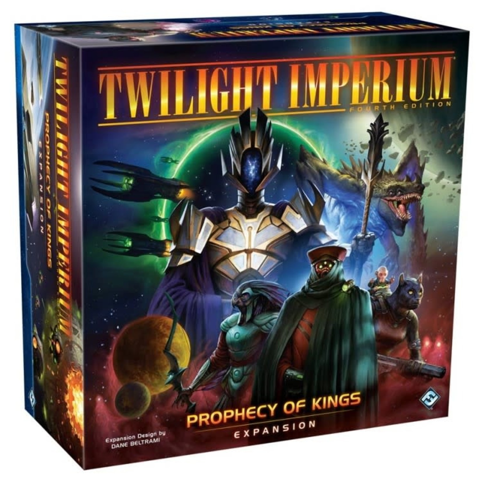 Fantasy Flight Games Twilight Imperium: Prophecy of Kings