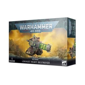 Games Workshop Warhammer 40k: Necrons - Lokhust Heavy Destroyer