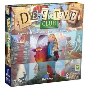 Blue Orange Games Detective Club