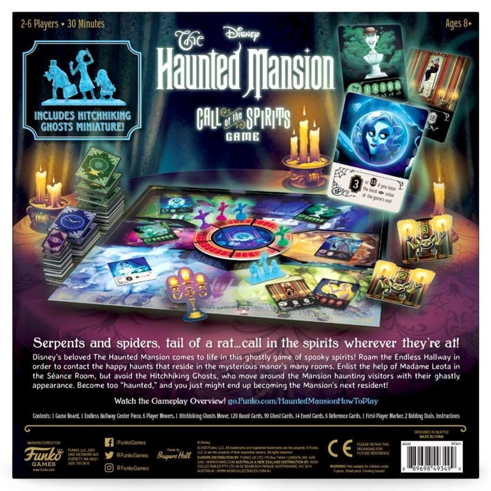 Funko Disney Haunted Mansion