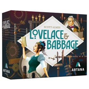 artana Lovelace and Babbage